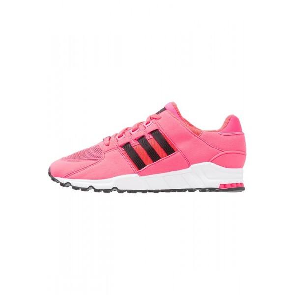 Damen / Herren Adidas Originals EQT SUPPORT RF - Sportschuhe Low - Turbo/Anthrazit Schwarz/Core Black/Weiß