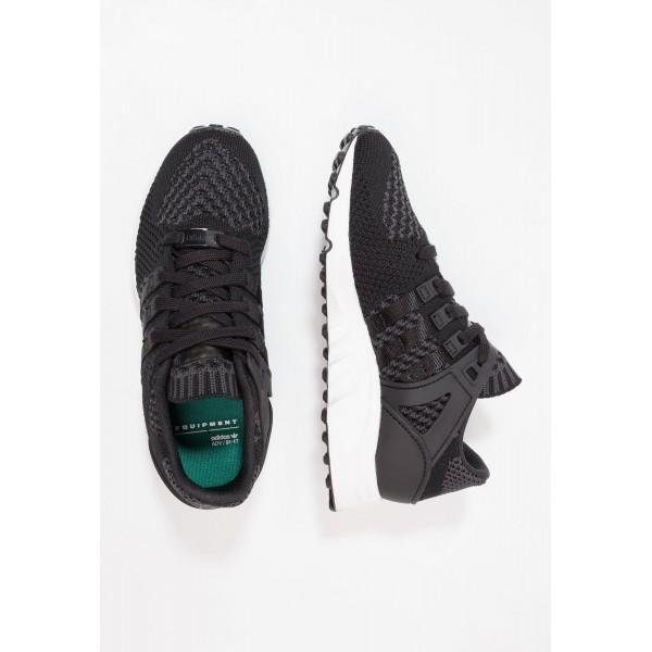 Damen / Herren Adidas Originals EQT SUPPORT RF PK - Fitnessschuhe Low - Anthrazit Schwarz/Dunkel Schokolade/Weiß/Footwear Weiß