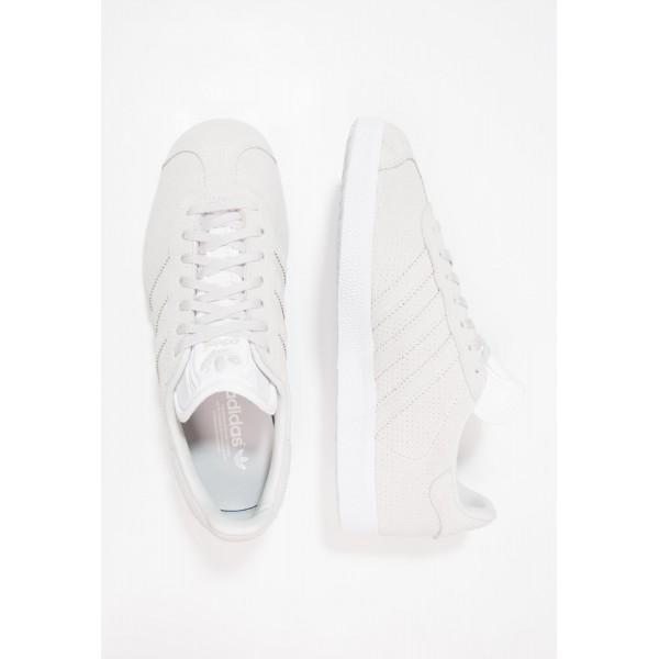 Damen / Herren Adidas Originals GAZELLE - Fitnessschuhe Low - Muschelgrau/Grey One/Gold Metallic