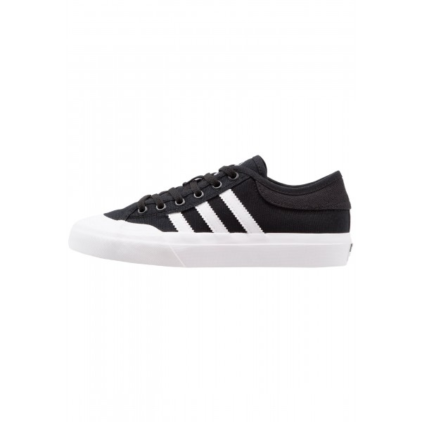 Damen / Herren Adidas Originals MATCHCOURT - Sport Sneakers Low - Anthrazit Schwarz/Core Black/Weiß/Footwear Weiß