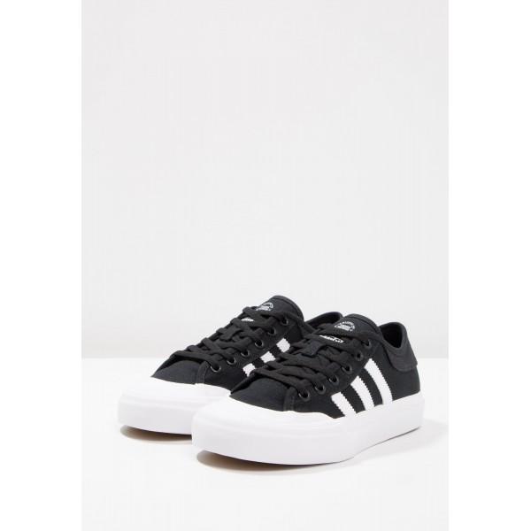 Damen / Herren Adidas Originals MATCHCOURT - Sport Sneakers Low - Anthrazit Schwarz/Core Black/Weiß/Footwear Weiß