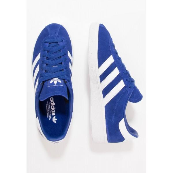 Damen / Herren Adidas Originals MUNCHEN - Fitnessschuhe Low - Euro Blau/Mitternacht Marine Navy /Weiß/Footwear Weiß/Gold Metallic