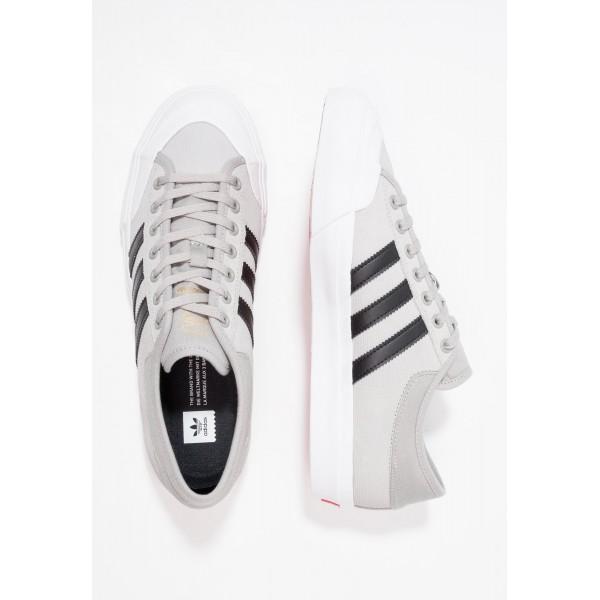 Damen / Herren Adidas Originals MATCHCOURT - Trainingsschuhe Low - Hell Schiefergrau/Anthrazit Schwarz/Core Black