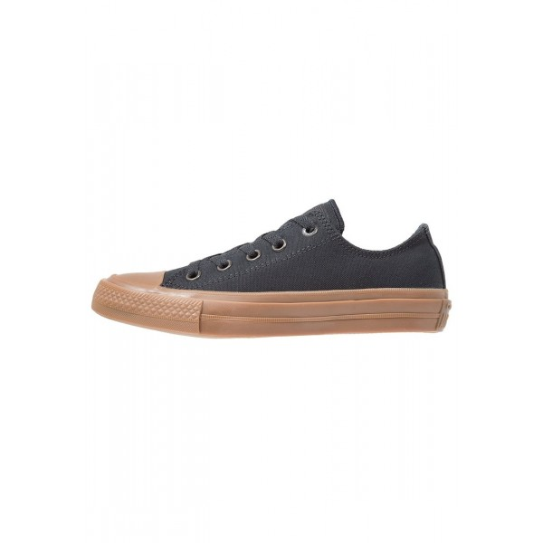Damen / Herren Converse CHUCK TAYLOR ALL STAR II - Trainingsschuhe Low - Dunkelgrau/Braun