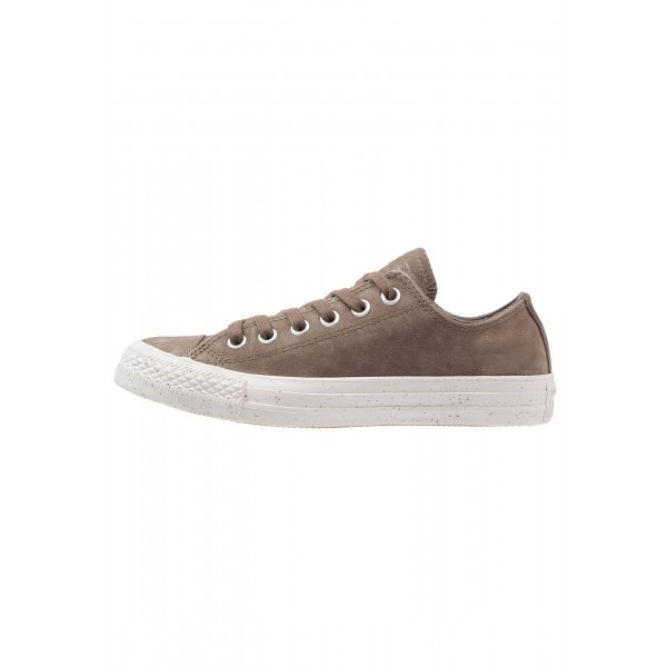 Damen / Herren Converse CHUCK TAYLOR ALL STAR NUBUCK - OX - Trainingsschuhe Low - Rauchgrau/Pale Putty/Weiß