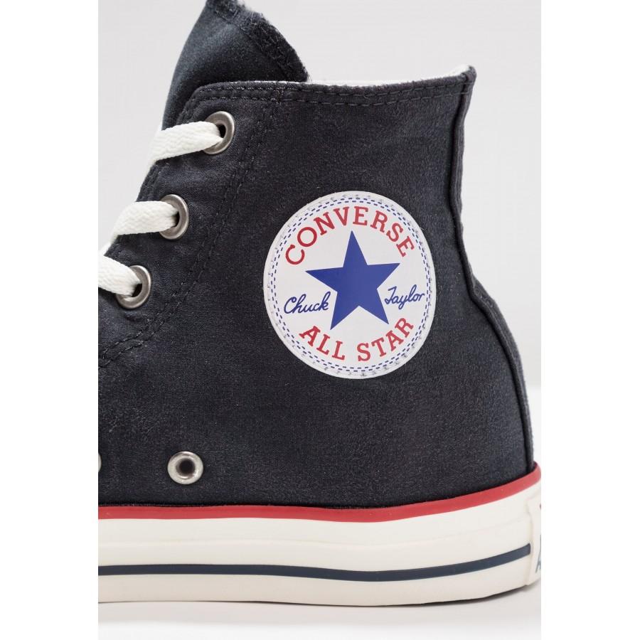 Herren schwarz Converse Chuck Taylor All Star Ombre Wash Hi