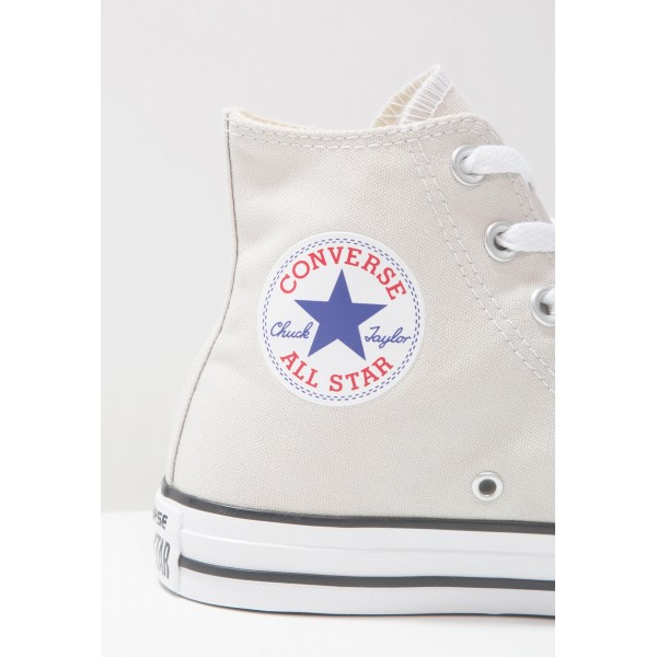 Damen / Herren Converse CHUCK TAYLOR ALL STAR SEASONAL - HI - Sportschuhe Hoch - Pale Putty/Segel Weiß