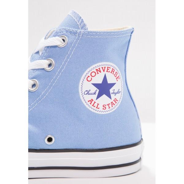 Damen / Herren Converse CHUCK TAYLOR ALL STAR SEASONAL - HI - Freizeitschuhe Hoch - Pioneer Blau/Stahlblau
