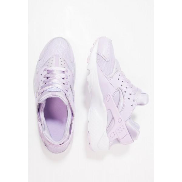 Damen Nike Footwear Für Sport HUARACHE RUN SE (GS) - Schuhe Low - Violet Mist/Hell Lila/Weiß