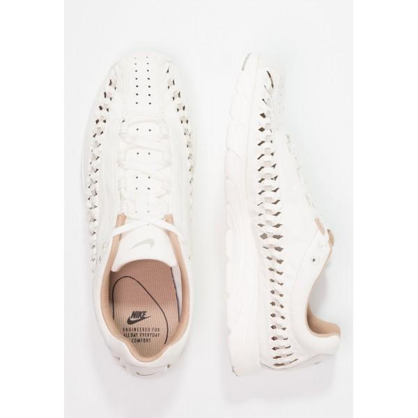 Damen Nike Footwear Für Sport MAYFLY WOVEN - Trainingsschuhe Low - Sail/Blassgrau