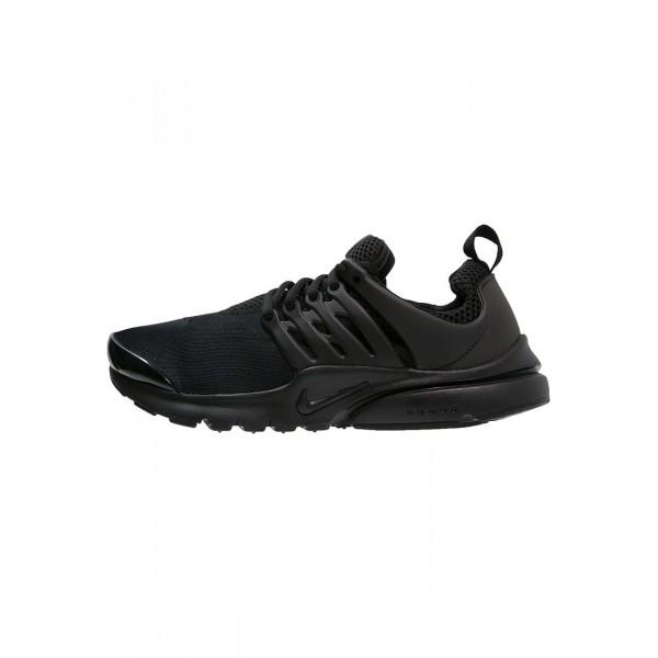 Damen Nike Footwear Für Sport PRESTO - Fitnessschuhe Low - Anthrazit Schwarz/Anthrazit Grau