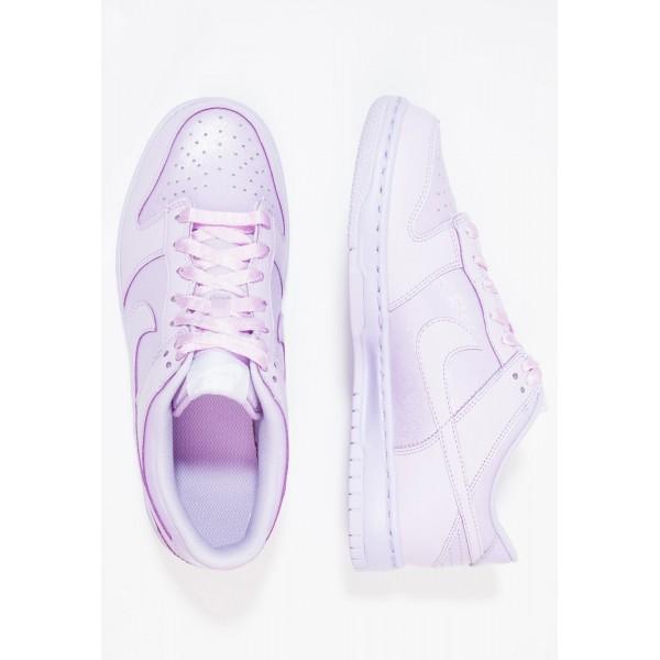 Damen Nike Footwear Für Sport DUNK Low SE (GS) - Schuhe Low - Violet Mist/Hell Lila