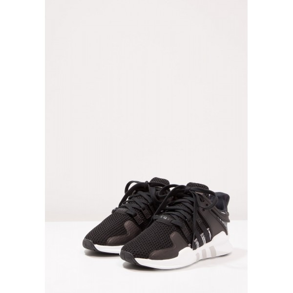 Damen / Herren Adidas Originals EQT SUPPORT ADV - Trainingsschuhe Low - Anthrazit Schwarz/Core Black/Weiß/Footwear Weiß