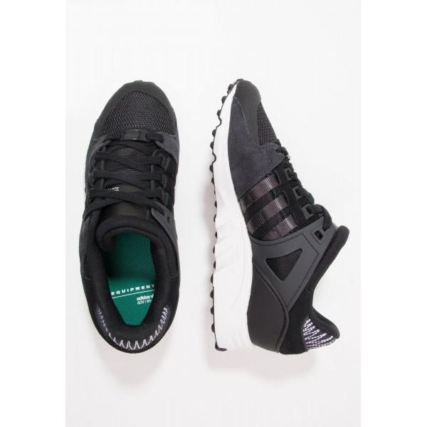 Damen / Herren Adidas Originals EQT SUPPORT RF - Sportschuhe Low - Core Black/Anthrazit Schwarz/Weiß/Footwear Weiß