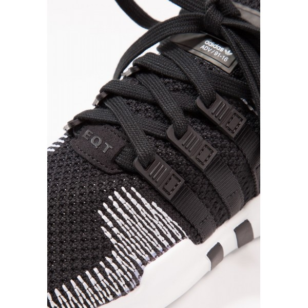 Damen / Herren Adidas Originals EQT SUPPORT ADV PK - Turnschuhe Low - Anthrazit Schwarz/Core Black/Weiß/Footwear Weiß