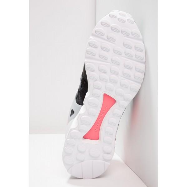 Damen / Herren Adidas Originals EQT SUPPORT RF - Fitnessschuhe Low - Anthrazit Schwarz/Core Black/Turbo