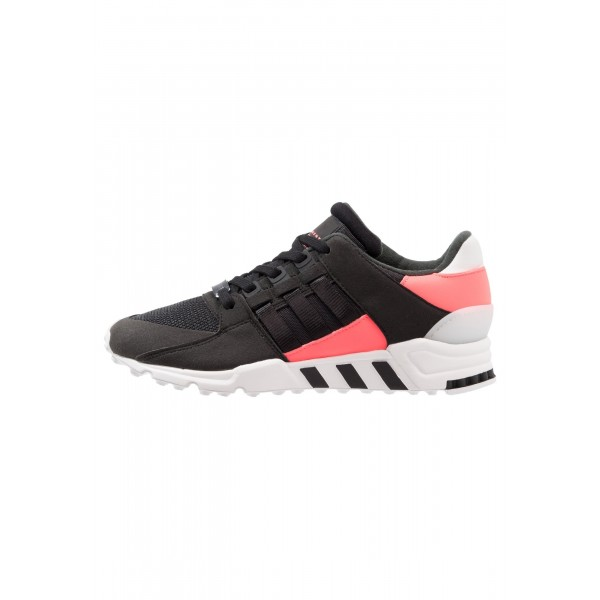 Damen / Herren Adidas Originals EQT SUPPORT RF - Fitnessschuhe Low - Anthrazit Schwarz/Core Black/Turbo