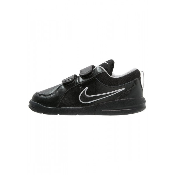 Kinder Nike Performance PICO 4 - Training Schuhe - Obsidian Schwarz/Metallic Silber