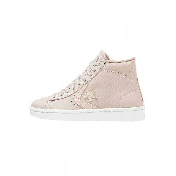 Damen / Herren Converse PL 76  - Fitness Footwear Hoch - Vintage Khaki/Reiher Weiss