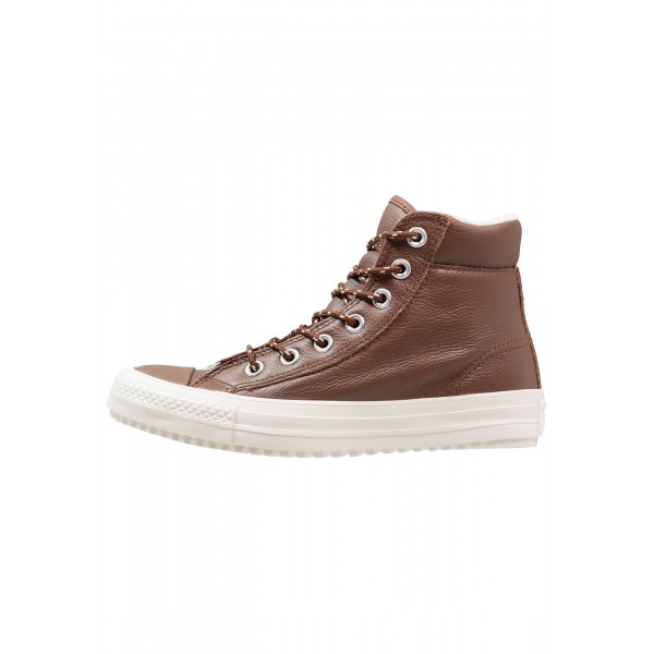 Damen / Herren Converse PC TUMBLED LEATHER - HI - ...