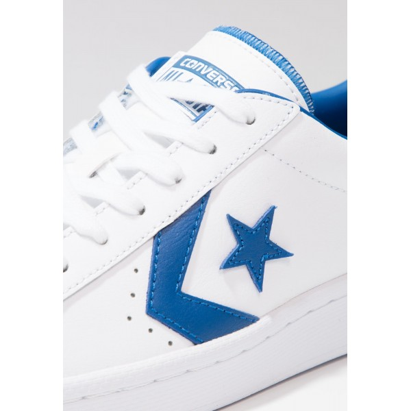 Damen / Herren Converse PL 76 ELEVATED - OX - Schuhe Low - Weiß/Jeans Blau