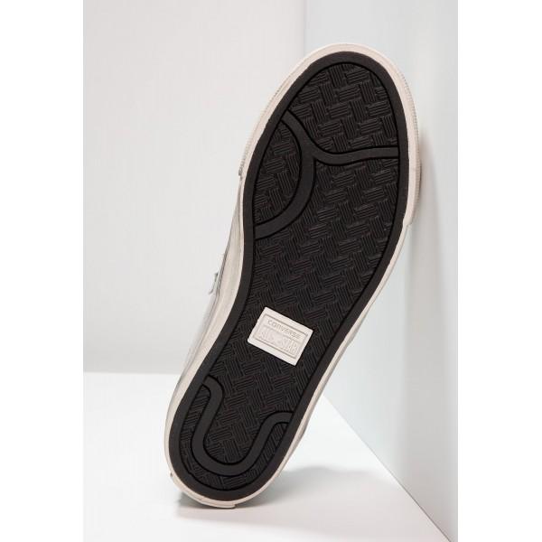 Damen / Herren Converse PRO LEATHER VULC OX SUEDE DISTRESSED - Schuhe Low - Mittel Taubengrau/Weiß/Turtle Dove Yeezy