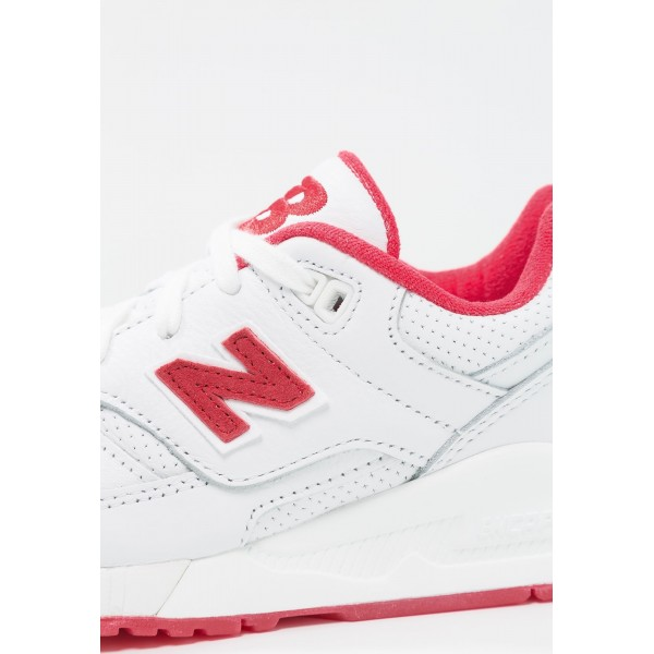 Damen / Herren New Balance M530 - Trainingsschuhe Low - Weiß/Rot