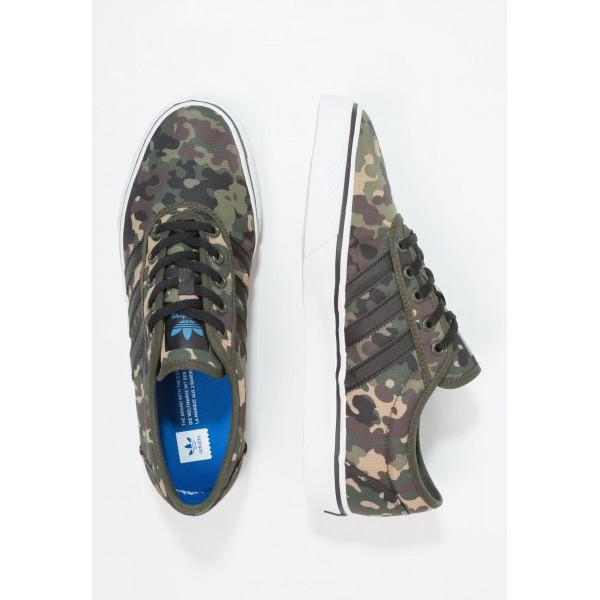 Damen / Herren Adidas Originals ADI-EASE - Sport Sneakers Low - Night Cargo/Dunkel Olivgrün/Dunkelgrün/Sand Gelb