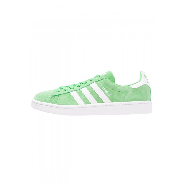 Damen / Herren Adidas Originals CAMPUS - Schuhe Low - Sweety Mintgrün/Schneeweiß