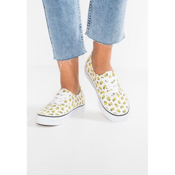 Damen Vans PEANUTS AUTHENTIC - Sneaker Low - Weiß...
