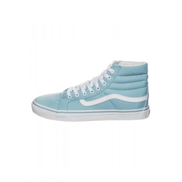 Damen Vans Sneaker Hoch - Kristallblau/True Weiß