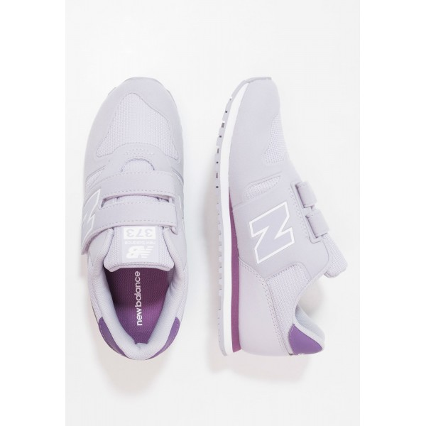 Kinder New Balance Schuhe Low - Cool Grau/Hell Lil...