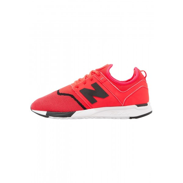 Damen / Herren New Balance MRL247 - Trainingsschuhe Low - Kirschrot/Dunkelgrau