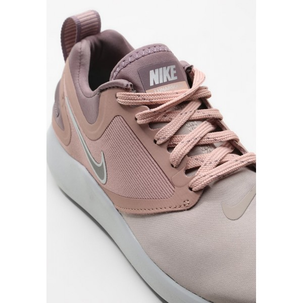 Damen / Herren Nike Performance LUNARSOLO - Schuhe Low - Moon Particle/Metallic Silber/Beige