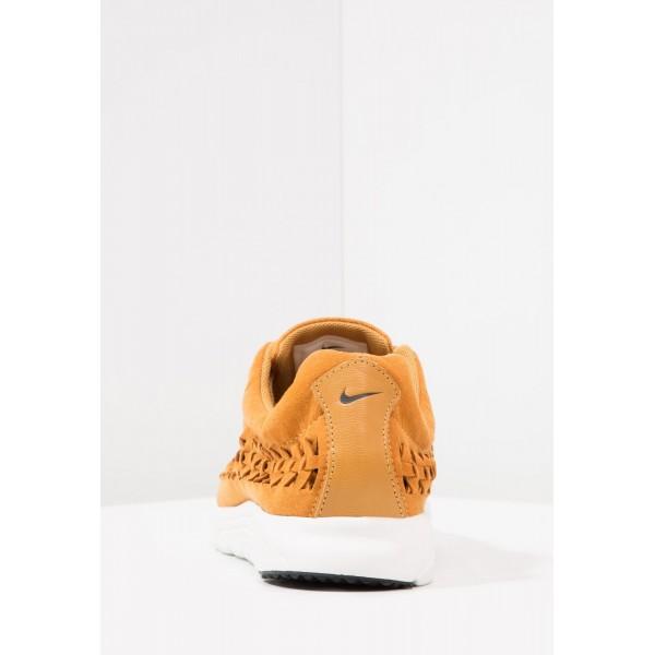 Damen / Herren Nike Footwear Für Sport MAYFLY WOVEN - Fitnessschuhe Low - Camel Braun