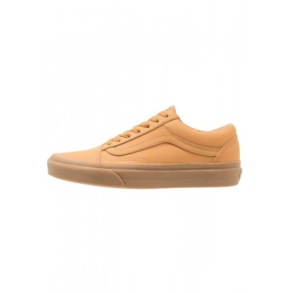 Damen / Herren Vans OLD SKOOL - Schuhe Low - Tan/C...