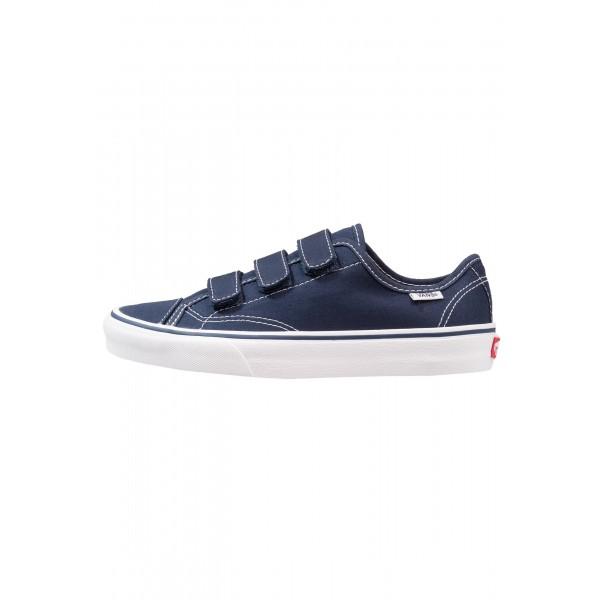 Damen / Herren Vans STYLE 23 V - Schuhe Low - Kleid Blau/Nacht Navy