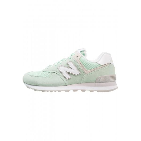 New Balance WL574 Damen Sneaker low - Hellgrün/mi...
