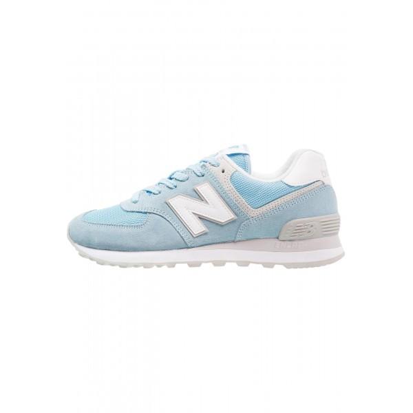 Fashion New Balance WL574 Wildleder Sneaker low f�...