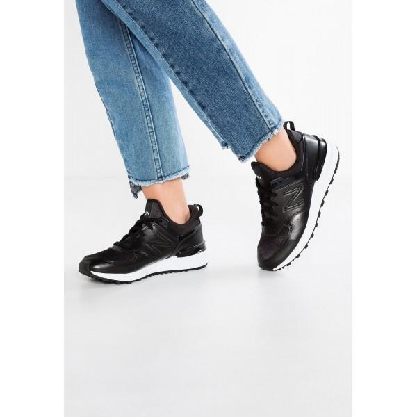 New Balance Leder 574 Low Sportschuhe für Frauen ...