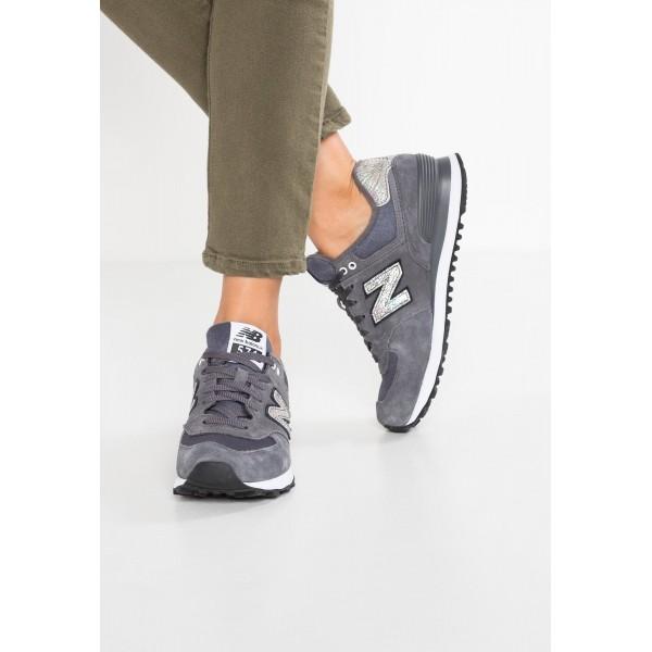 New Balance WL574 Sneaker Low für Frauen dunkelgr...