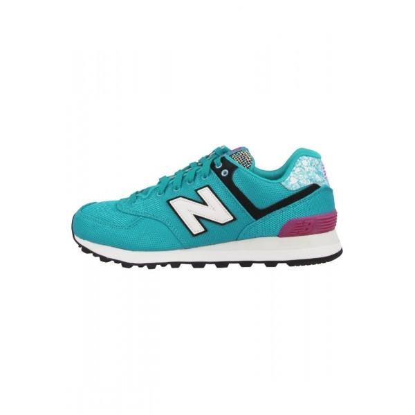 New Balance WL574 Mode Sneaker Low für Frauen - P...