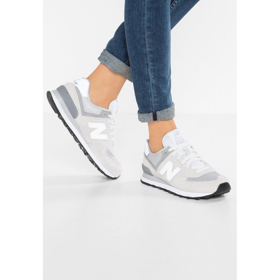 Billig Deutschland New Balance WL574 Sneaker low für Frauen ...