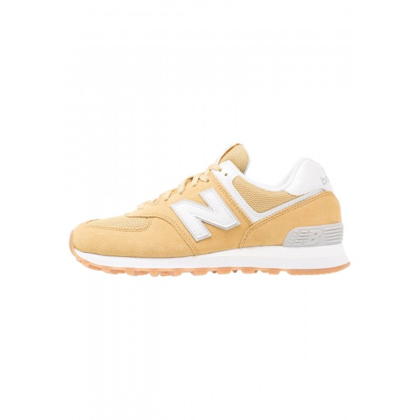 New Balance WL574 Turnschuhe niedrig - Toasted coc...