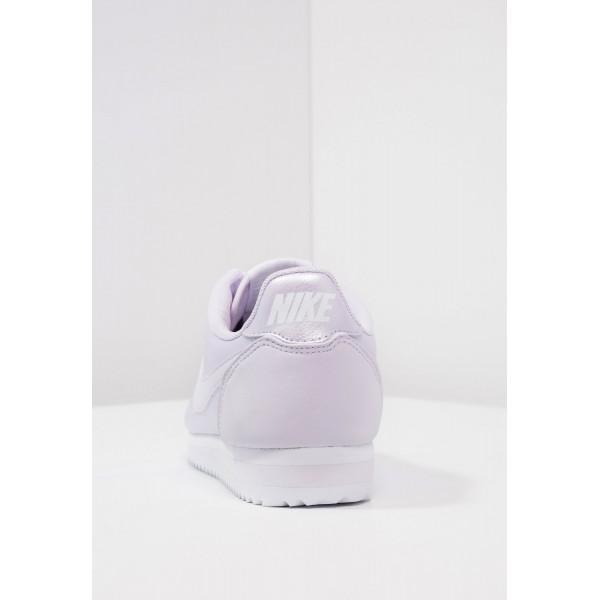 Damen Nike Footwear Für Sport CLASSIC CORTEZ - Schuhe Low - Barely Grape/Hell Lila/Weiß