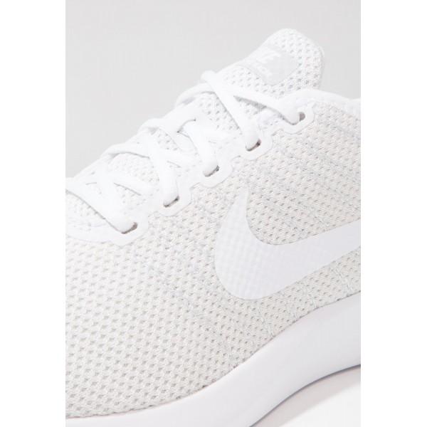 Damen Nike Footwear Für Sport DUALTONE RACER (GS) - Turnschuhe Low - Weiß/Rein Platin
