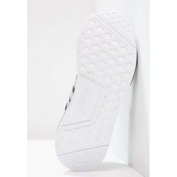 Damen / Herren Adidas Originals NMD_R1 - Schuhe Low - Anthrazit Schwarz/Core Black/Hell Schiefergrau