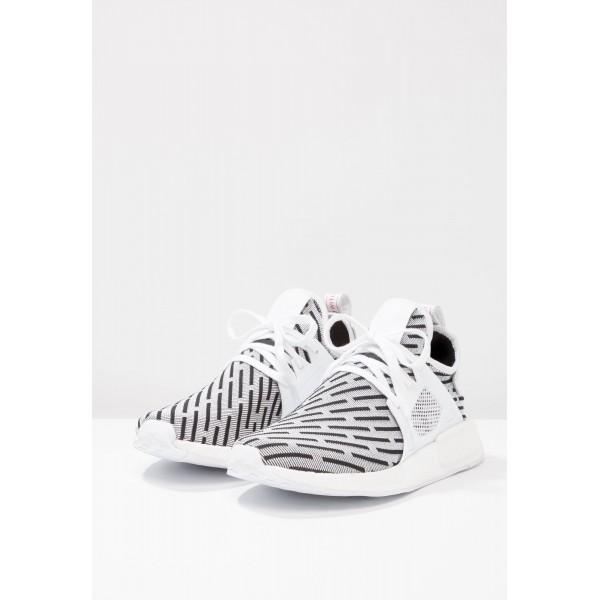 Damen / Herren Adidas Originals NMD_XR1 PK - Fitness Footwear Low - Weiß/Tomatenrot