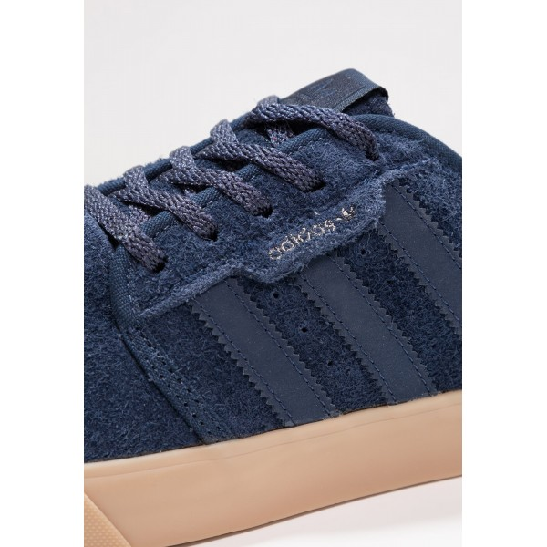 Damen / Herren Adidas Originals SEELEY - Fitnessschuhe Low - Dunkelmarine/Tiefblau