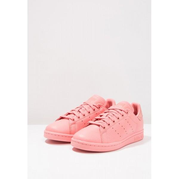 Damen / Herren Adidas Originals STAN SMITH - Fitnessschuhe Low - Hell Coral/Raw Rosa
